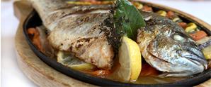 Balık Menü